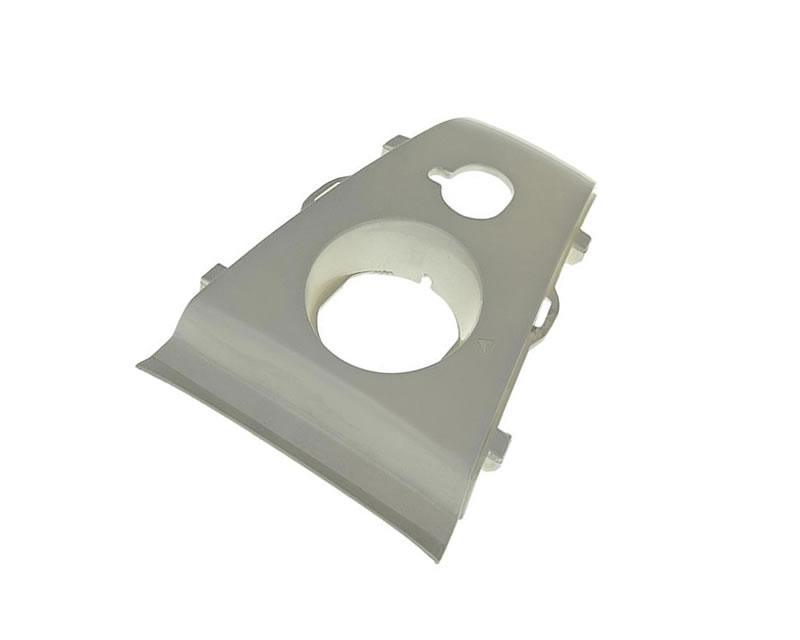 Pillion Cover Panel Silver for Baotian BT50QT-9 Fuel Filler