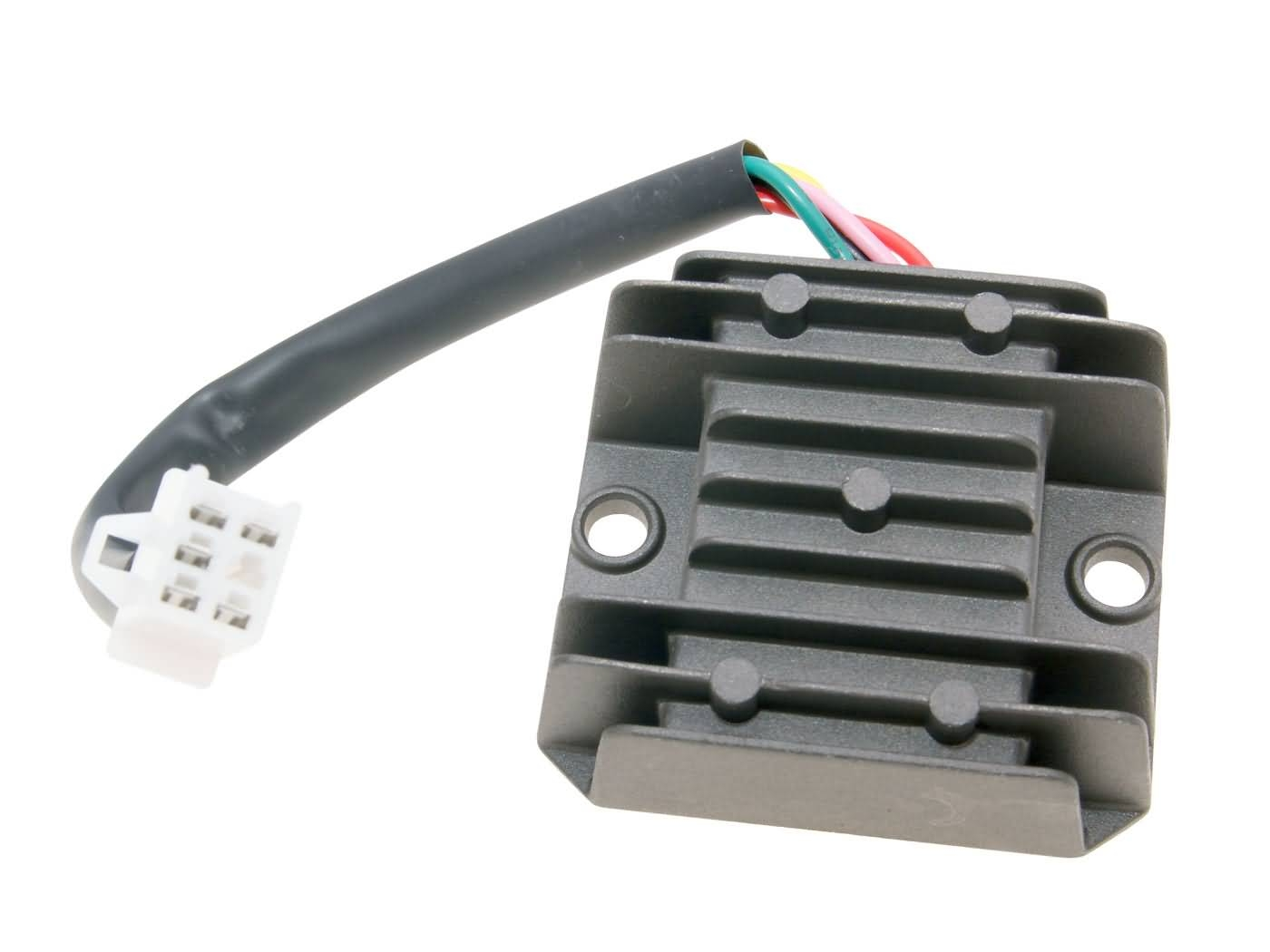 Sym Jet 50 Euro X  Regulator Rectifier 5 Pin