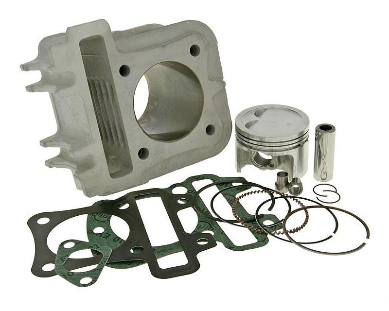 Kit Cylindre NARAKU 50ccm Piaggio 4T Piaggio-Zip 50 4T DT AC 06 LBMC25C